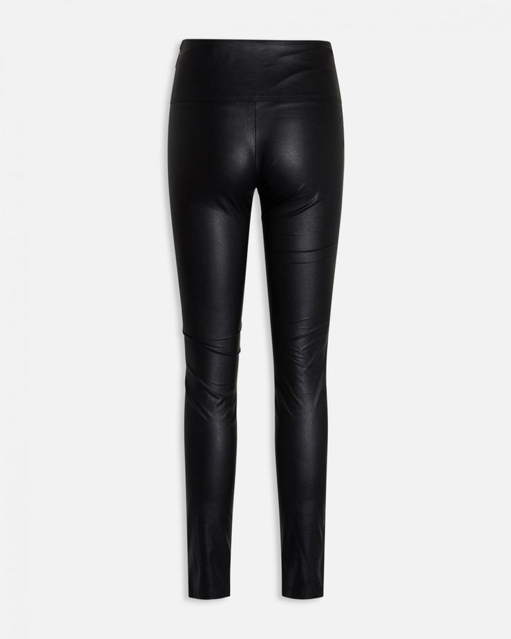 Dara pants black leather