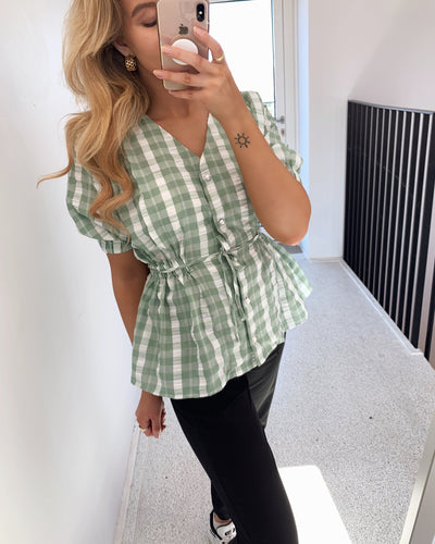 Felicia blouse green