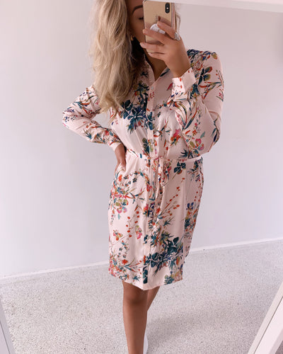 Effo shirtdress