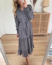 Love449 dress grey/lavender