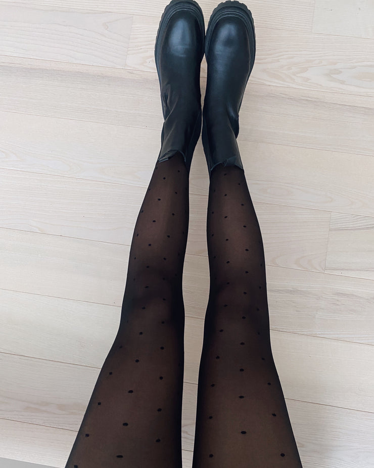 Galla dot tights