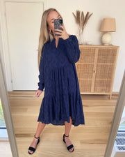 Love346-1 dress navy