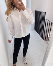 Mai ls shirt bright white