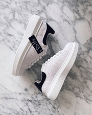 Duffy new sneakers white/black