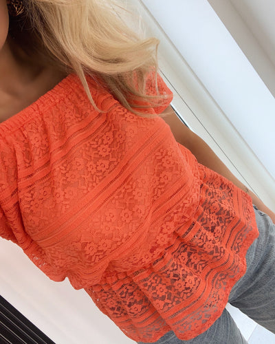 Given top coral