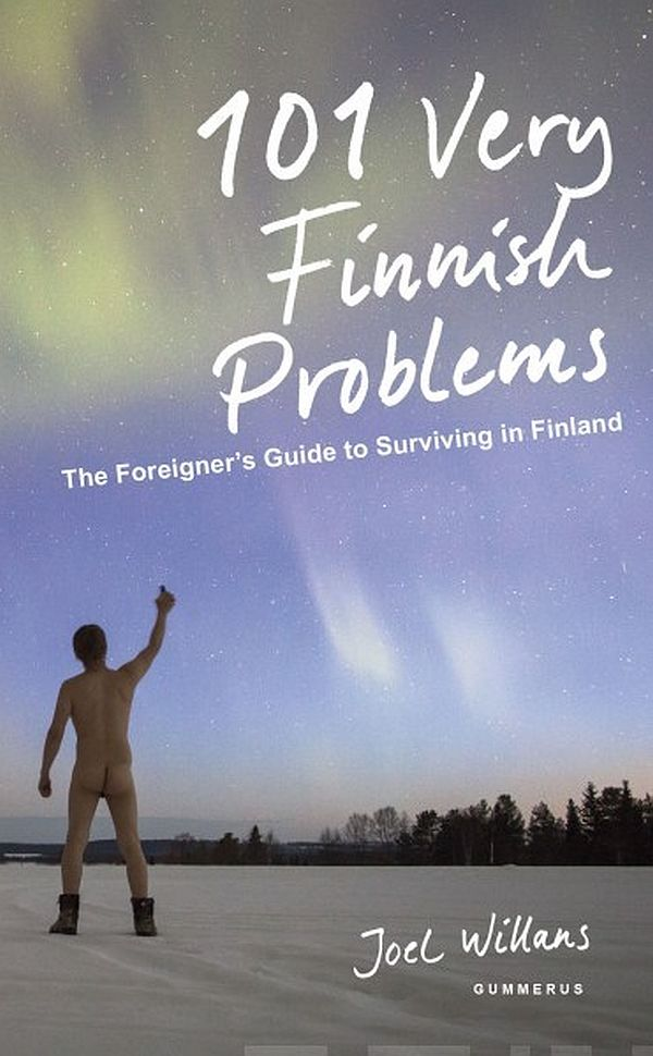 101 Very Finnish Problems Autographed Softback