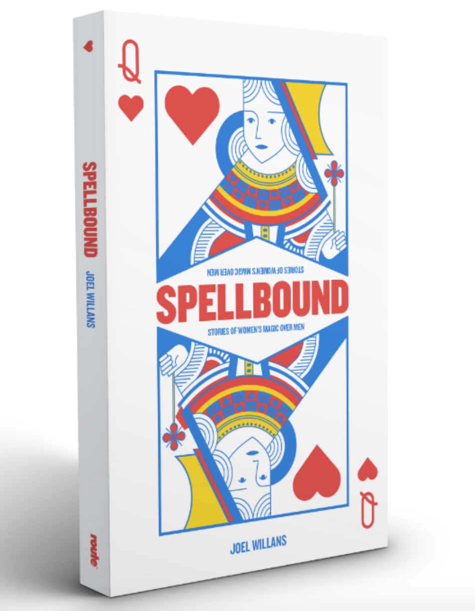Spellbound Autographed Softcover (includes shipping)