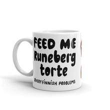 Load image into Gallery viewer, Feed Me Runeberg Torte Mug