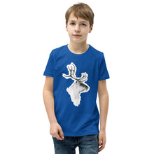 Load image into Gallery viewer, Reindeer Youth T-Shirt
