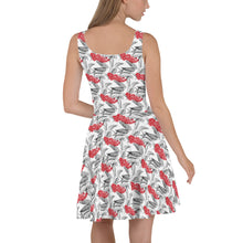 Load image into Gallery viewer, Beautiful Berries Skater Dress