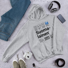 Load image into Gallery viewer, Suomalainen Service Manual Unisex Hoodie