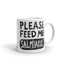 Load image into Gallery viewer, Feed Me Salmiakki Mug