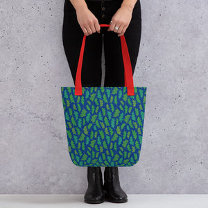 Forest Leaves Tote bag
