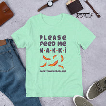 Load image into Gallery viewer, Feed Me Nakki Unisex T-Shirt
