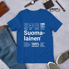 Load image into Gallery viewer, Suomalainen Service Manual Unisex T-Shirt