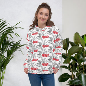 Beautiful Berries Unisex Hoodie