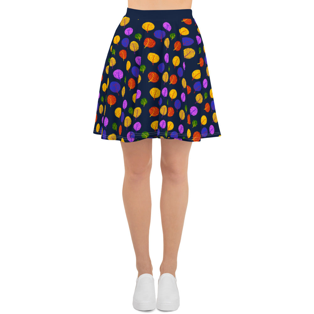 Autumn Skater Skirt
