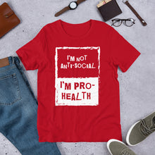 Load image into Gallery viewer, Pro-health Unisex T-Shirt