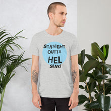 Load image into Gallery viewer, Straight Outta Hel II Unisex T-Shirt