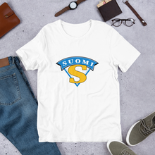 Load image into Gallery viewer, Super Suomi Unisex T-Shirt