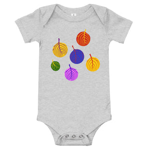 Autumn Baby Bodysuit