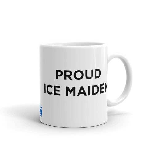 Proud Ice Maiden Mug