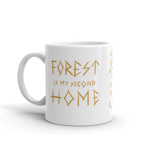 Forest is Home Mug
