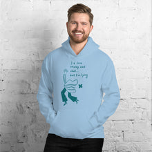 Load image into Gallery viewer, I would love to stay but... Unisex Hoodie