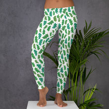 Load image into Gallery viewer, Forest Leaves Leggings