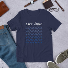 Load image into Gallery viewer, Lake Lover Unisex T-Shirt