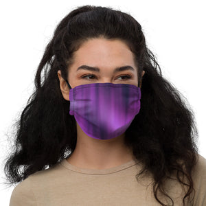 Northern Lights (Ruby) Face mask
