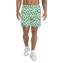 Load image into Gallery viewer, Forest Leaves Men's Athletic Shorts