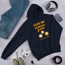 Load image into Gallery viewer, Feed me Laskiaispulla Unisex Hoodie