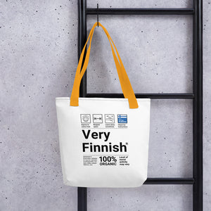 Very Finnish Tote bag