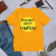 Load image into Gallery viewer, Straight Outta Tampere Unisex T-Shirt