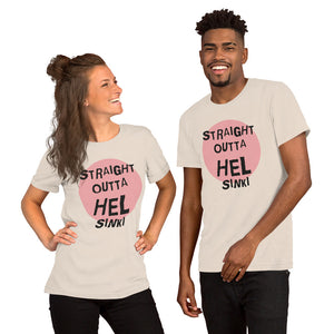 Straight Outta Hel Unisex T-Shirt