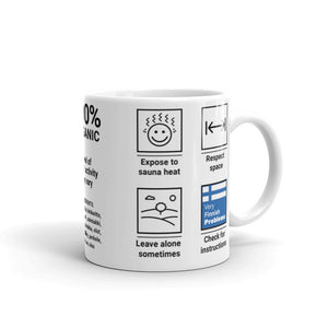 Very Finnish Service Manual Mug