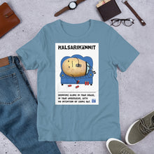Load image into Gallery viewer, Kalsarikännit Unisex T-Shirt