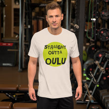 Load image into Gallery viewer, Straight Outta Oulu Unisex T-Shirt
