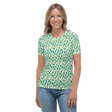 Load image into Gallery viewer, Forest Leaves Women's T-shirt
