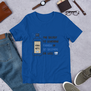 Secrets of Finnish Revealed Unisex T-Shirt