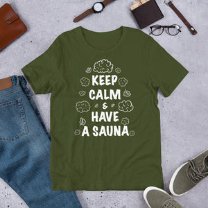 Keep Calm Unisex T-Shirt