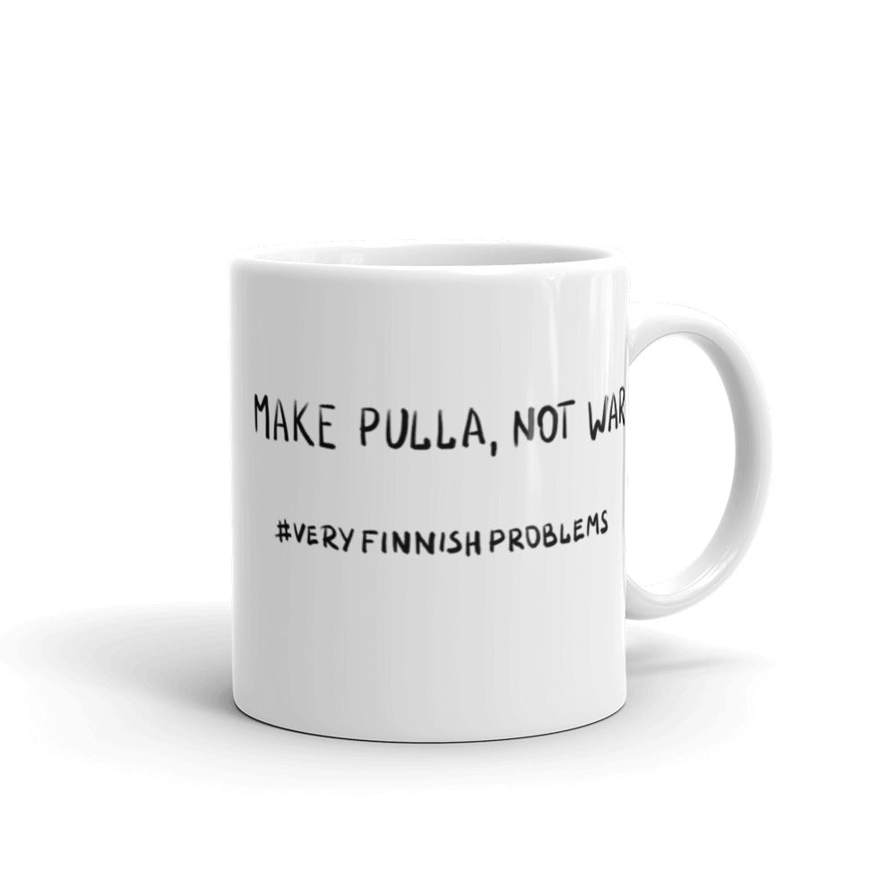 Make Pulla Not War Mug