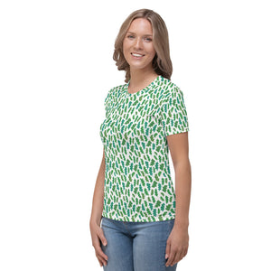 Forest Leaves Women's T-shirt
