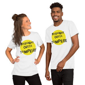 Straight Outta Tampere Unisex T-Shirt
