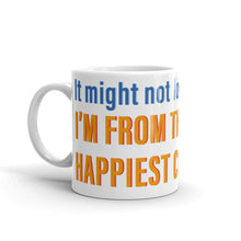 Load image into Gallery viewer, Happiest Country Mug