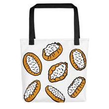Load image into Gallery viewer, Feed Me Karjalanpiirakka Tote Bag