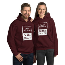 Load image into Gallery viewer, Pro-health Unisex Hoodie