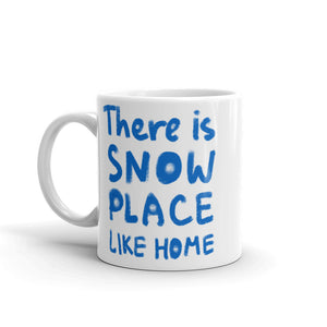 Snow Place Like Home Mug