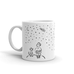 Outer & Personal Space Mug